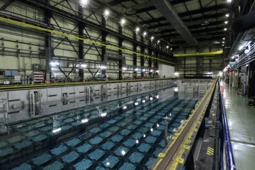 En piscine ou à sec, deux options pour entreposer les déchets radioactifs