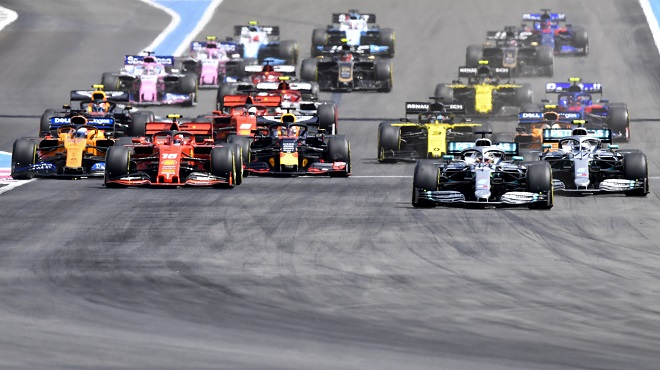 Melbourne prolonge avec la Formule 1 jusqu'en 2025 — Officiel