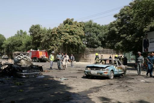 Afghanistan: au moins 8 morts dans une explosion près de l'université