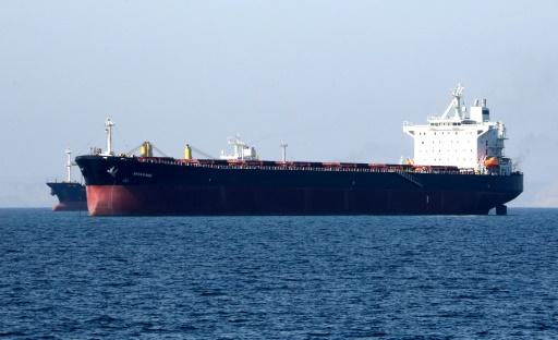 L'Iran a saisi un tanker étranger soupçonné de