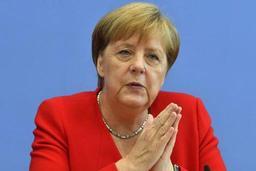 Merkel exprime sa solidarité envers les élues américaines vilipendées par Trump