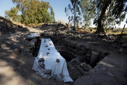 En Israël, des archéologues disent avoir trouvé le lieu où est né Saint-Pierre