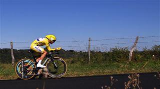 Tour de France- Alaphilippe remporte le contre-la-montre et conforte son maillot jaune 4