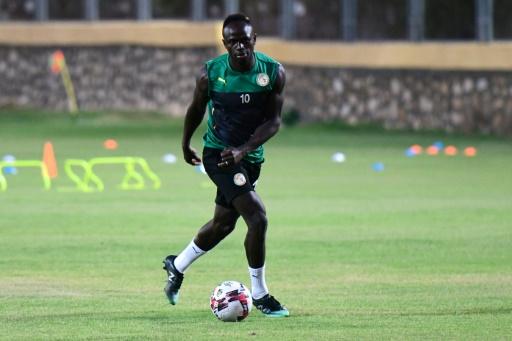 CAN-2019: Mané et Mahrez titulaires pour Sénégal-Algérie