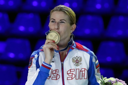 Escrime: la Russe Inna Deriglazova passe la troisième aux Mondiaux