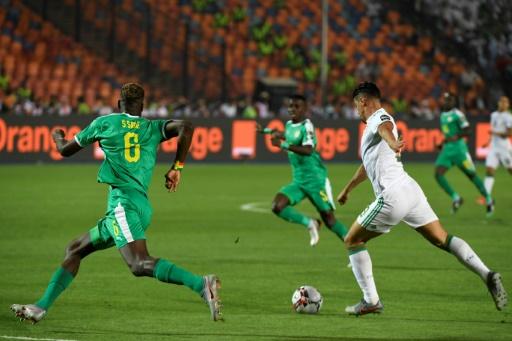 L'Algérie décroche sa 2e Coupe d'Afrique 29 ans après