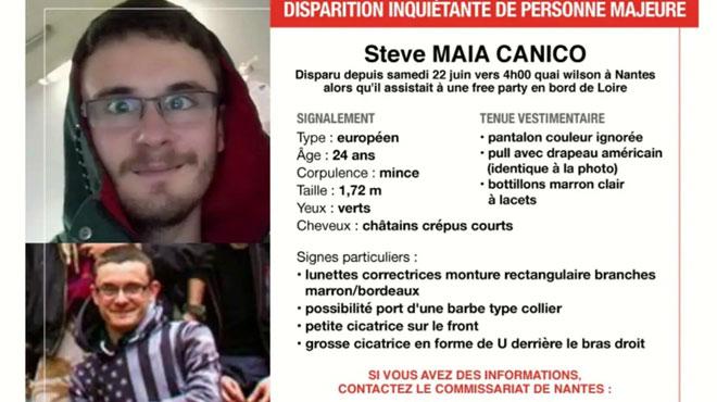 Qu'est-il arrivé à Steve, 24 ans, porté disparu depuis le 22 juin en France? Un mois après, beaucoup de zones d'ombre
