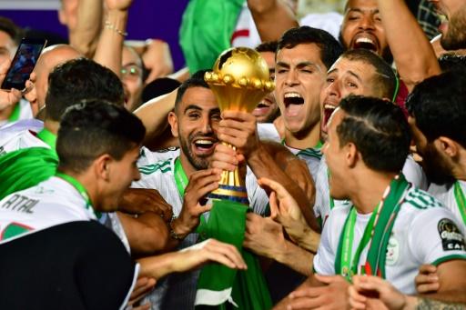 CAN-2019: retour des champions d'Afrique à Alger