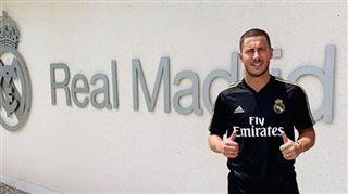 Eden Hazard va jouer son premier match avec le Real Madrid cette nuit- Je vais essayer d'impressionner tout le monde (vidéo) 5