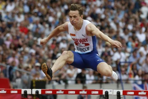 Athlétisme: Irrésistible Warholm