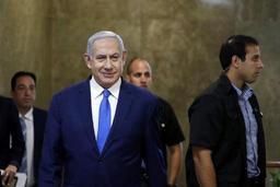 Avec 4.876 jours à la tête d'Israël, Benjamin Netanyahu dépasse David Ben Gourion