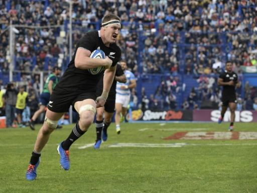 Rugby Championship: la Nouvelle-Zélande a souffert en Argentine