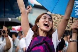 Mouvement de contestation à Hong Kong - Encore deux personnes arrêtées après la découverte d'explosifs en marge des manifestations