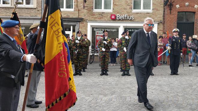 Absent du Te Deum à Bruxelles, le prince Laurent était... à Bruges