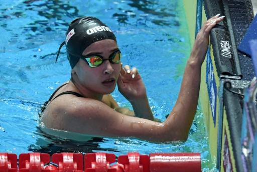 Mondiaux de natation: Yusra Mardini, de la Syrie en guerre aux bassins mondiaux