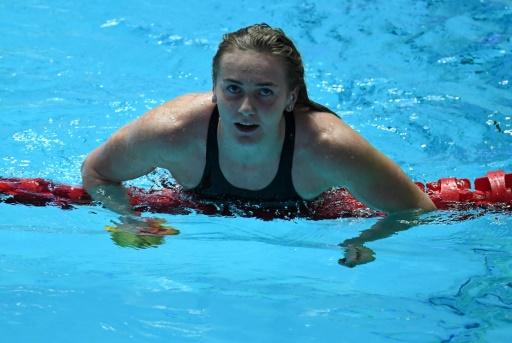 Mondiaux de natation: Ariarne Titmus domine Katie Ledecky sur le 400 m nage libre