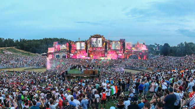 Tomorrowland: un nouveau festivalier aux soins intensifs