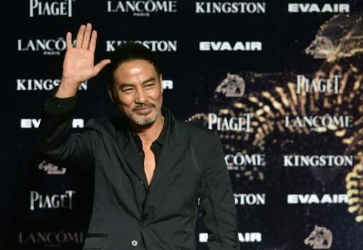 L'acteur hongkongais poignardé en Chine toujours hospitalisé