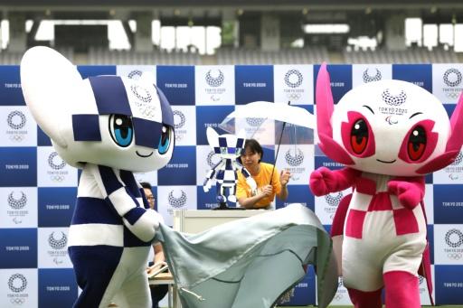 Des robots mascottes ou porteurs de javelots aux JO de Tokyo