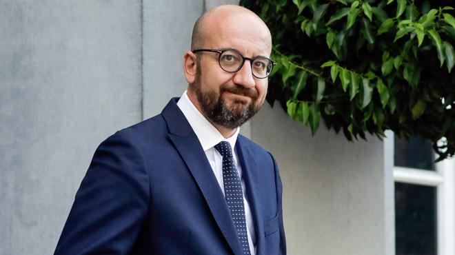 Défiance anonyme de 6 politiques contre Charles Michel: en réponse, 45 personnalités du MR réaffirment leur soutien à leur président