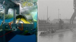 Un demi-siècle après le drame, le sous-marin la Minerve a été retrouvé- Un apaisement extraordinaire 4