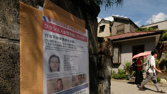 Un an après la disparition de Tiphaine Véron, la famille repart au Japon: qu'est-il arrivé à la Française?