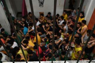 Pires que la prison- les centres pour mineurs philippins sont le théâtre d'abus
