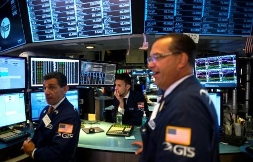 Wall Street en légère hausse avant les résultats des géants de la tech