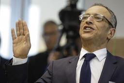 Le Parlement de la Fédération ne débattra pas du cumul de Rachid Madrane