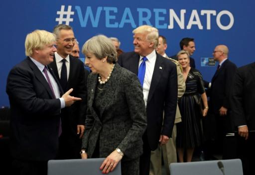 Donald Trump et Boris Johnson, vrais ou faux amis?