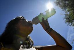 La Belgique va suffoquer, avec des températures qui vont friser les 40 degrés