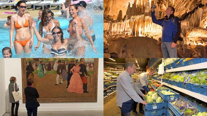 Grottes, bois, piscines, cinémas, musées et même supermarchés- où passer un bon moment au frais? 1