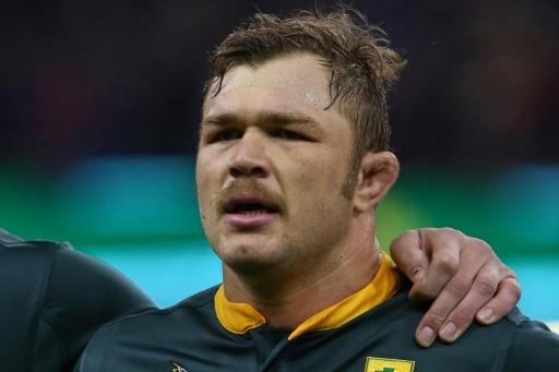Rugby: l'Afrique du Sud remanie très largement son équipe en Nouvelle-Zélande