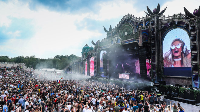 24 dealers interpellés à Tomorrowland: un seul avait la nationalité belge