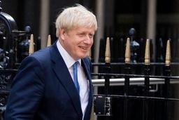 G-B: Boris Johnson nomme conseiller le cerveau de la campagne