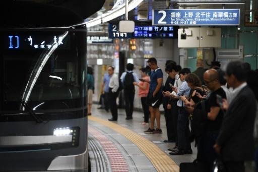 JO-2024: Paris va chercher de l'inspiration dans les transports de Tokyo