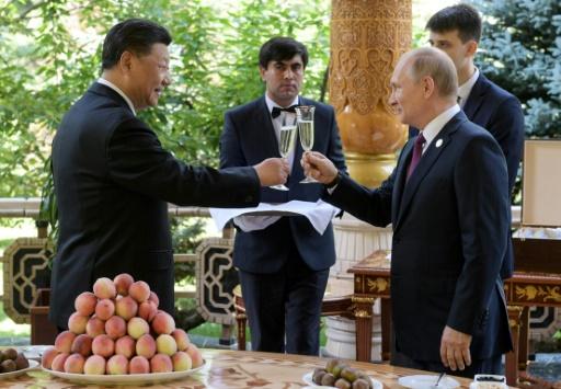 L'exercice militaire aérien Chine-Russie, un message aux Etats-Unis