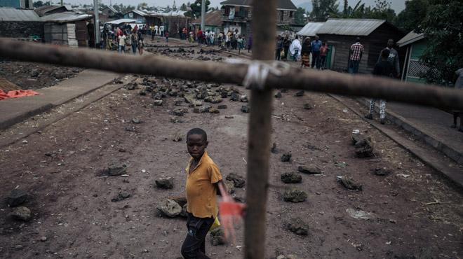 Tuerie à Goma (RDC): 4 personnes exécutées gratuitement dont un garçon qui criait