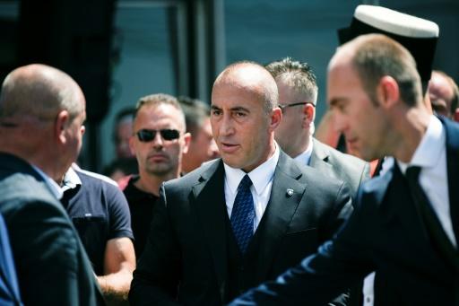 L'ex-Premier ministre kosovar entendu par la justice internationale