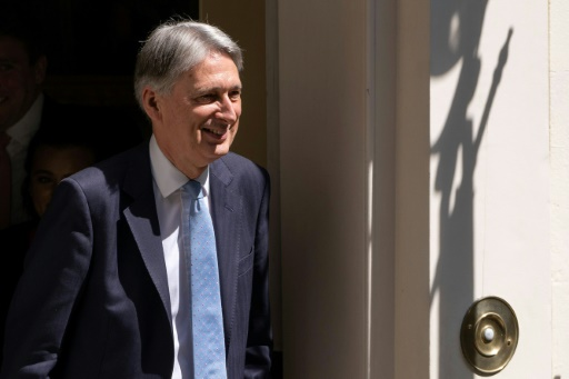 Philip Hammond, le chancelier vent debout contre un Brexit sans accord