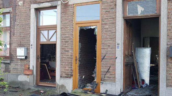 Fontaine-l'Évêque: un important incendie détruit trois habitations