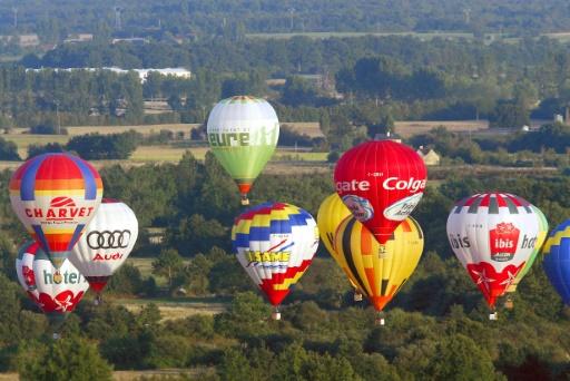 Le grand rassemblement de montgolfières revient dans le ciel de Lorraine