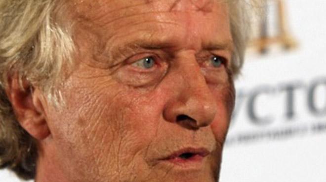 L'acteur néerlandais Rutger Hauer, révélé dans