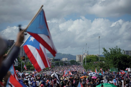 Le gouverneur de Porto Rico prêt à démissionner sous la pression de la rue (presse)