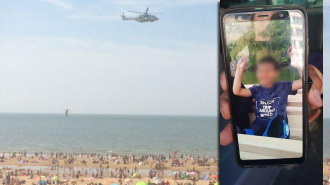 Après 6 heures d'intenses recherches, le petit Liégeois de 8 ans, disparu à Ostende, a été retrouvé: