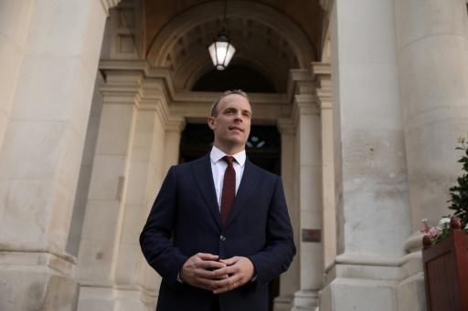 Dominic Raab, un ultra libéral aux Affaires étrangères