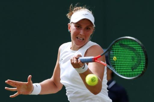 Tennis: la Brésilienne Haddad Maia suspendue après un contrôle antidopage positif