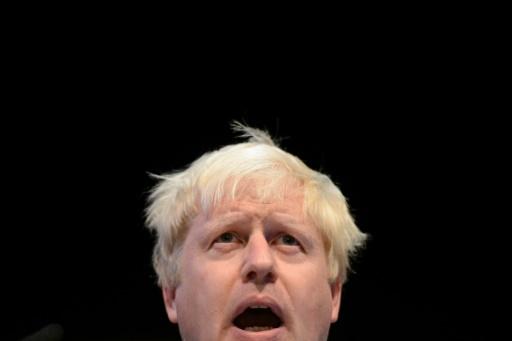 La crinière jaune paille de Boris Johnson, une marque politique