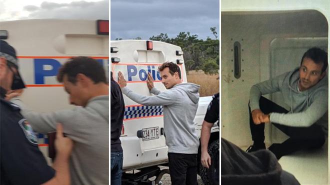Hugo Clément ne sera pas poursuivi par la justice australienne (photos)