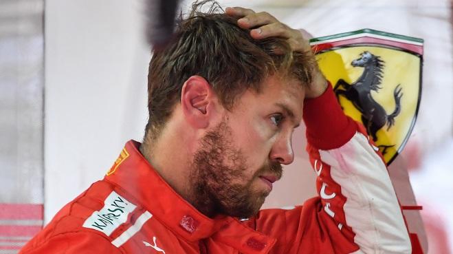 F1: Sebastian Vettel n'a pas le droit à l'erreur ce week-end